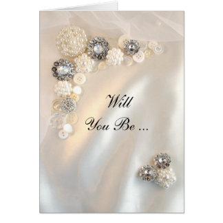 Cartes Les diamants de perle que les boutons vous veulent