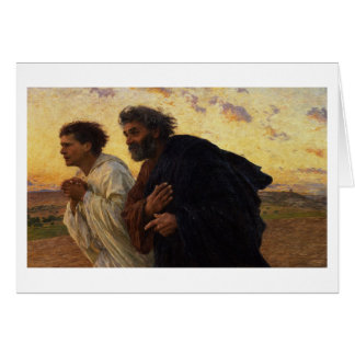 Cartes Les disciples Peter et fonctionnement de John