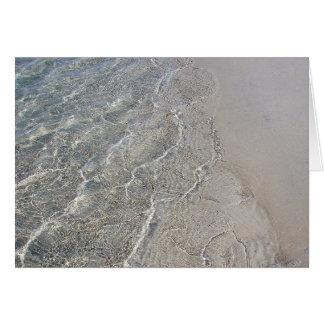 Cartes Les eaux claires