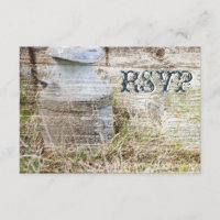 Cartes les épousant en bois de la grange rustique