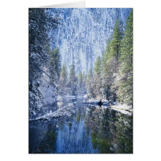 Cartes Les Etats-Unis, la Californie, parc national de