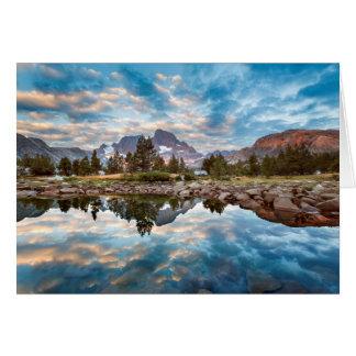 Cartes Les Etats-Unis, la Californie, réserve forestière