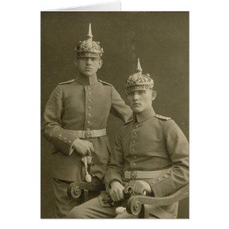 Cartes Les garçons du Kaiser