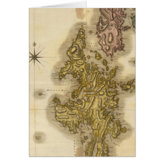 Cartes Les Îles Shetland