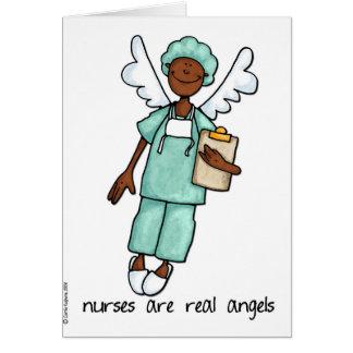 Cartes les infirmières sont vrais angels3