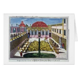 Cartes Les jardins du parc de mirabelle, Salzbourg, Austr