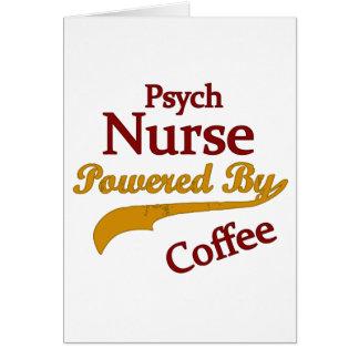 Cartes Les norses de Psych actionnés par le café