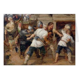 Cartes Les païens ont tué les premiers chrétiens