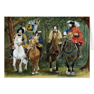 Cartes Les Rois Horses