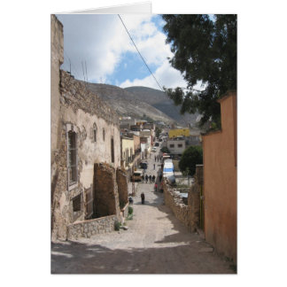 Cartes Les routes de Real de Catorce