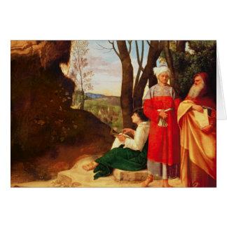 Cartes Les trois philosophes