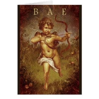 Cartes Les Valentines d'un cupidon de B E cardent