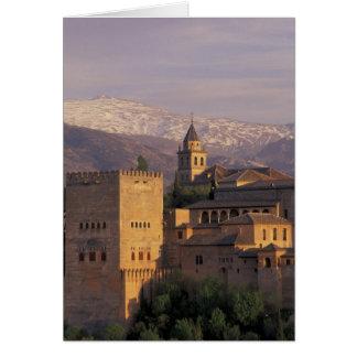 Cartes L'Espagne, Grenade, Andalousie Alhambra, 2