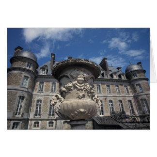 Cartes L'EUROPE, Belgique, château de Beloeil