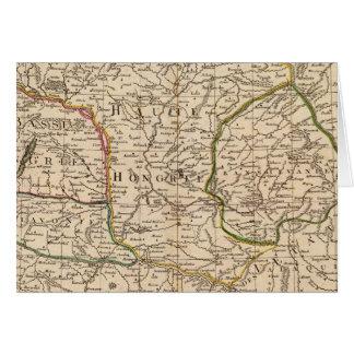Cartes L'Europe de l'Est
