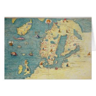 Cartes L'Europe du Nord