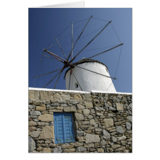 Cartes L'Europe, Grèce, Mykonos. 2