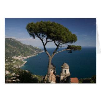 Cartes L'Europe, Italie, Campanie, (côte d'Amalfi), 2