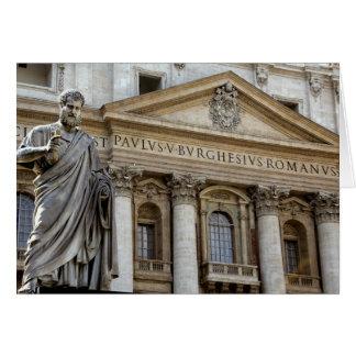 Cartes L'Europe, Italie, Rome. La basilique de St Peter