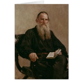 Cartes Lev Tolstoy 1887