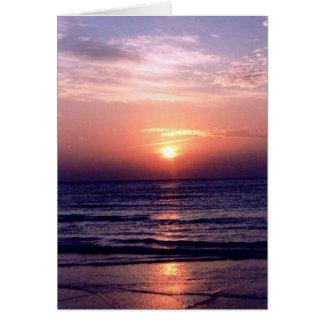 Cartes Lever de soleil de Golfe