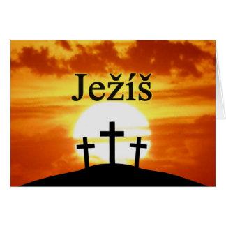 Cartes Lever de soleil Ježíš de calvaire