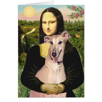 Cartes Lévrier 2 - Mona Lisa