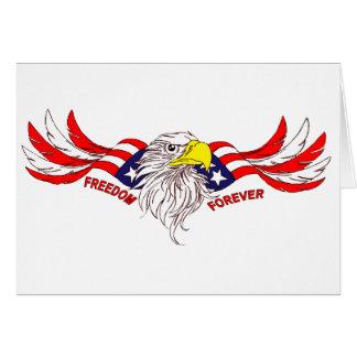 Cartes Liberté pour toujours