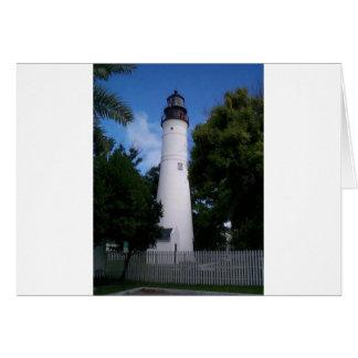 Cartes lighthouse_keywest