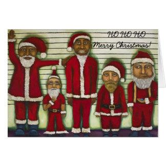 Cartes Ligne de Père Noël