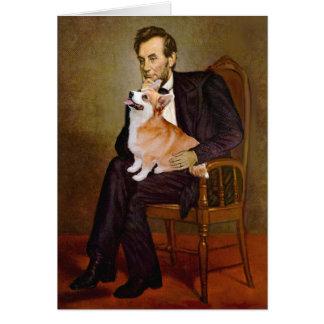 Cartes Lincoln - corgi 7b de Gallois de Pembroke