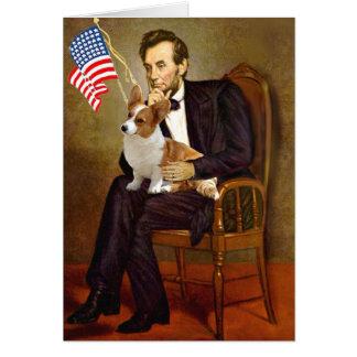 Cartes Lincoln - corgi 8 de Gallois de Pembroke