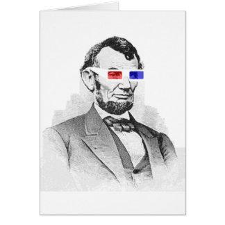 Cartes Lincoln dans 3D !