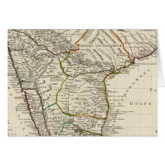 Cartes L'Inde, Bangladesh, Asie