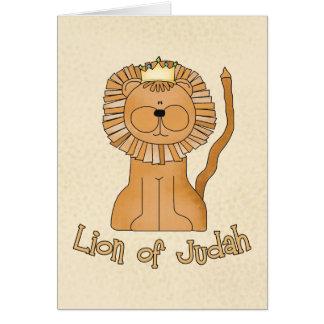 Cartes Lion de Judah