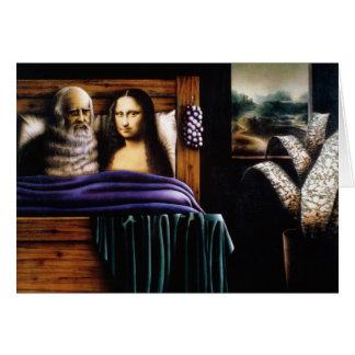 Cartes Lion et Mona