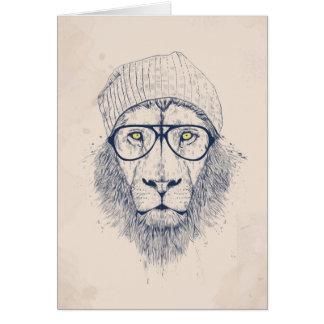 Cartes Lion frais