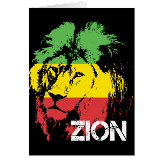 Cartes Lion Zion