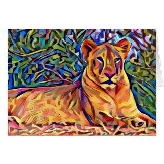 Cartes Lionne