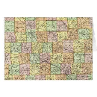 Cartes L'Iowa