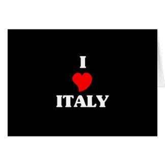 CARTES L'ITALIE