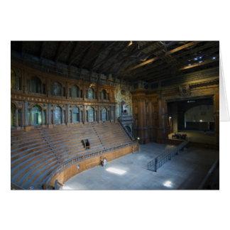 Cartes L'Italie, Parme, Teatro Farnese