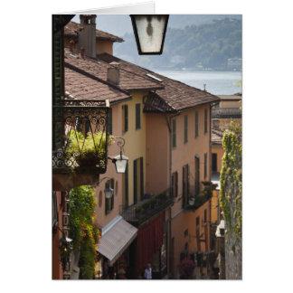 Cartes L'Italie, province de Como, Bellagio. Salita
