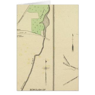 Cartes Litchfield, Watertown