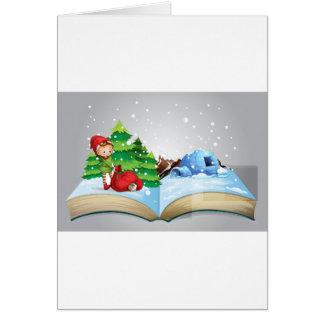 Cartes Livre de Noël