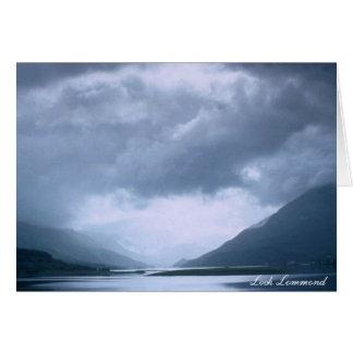Cartes Loch Lommond
