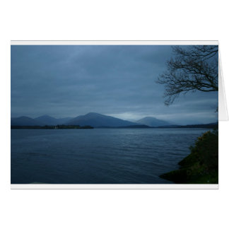 Cartes Loch Lomond
