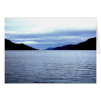 Cartes Loch Ness