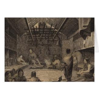 Cartes Loge chinook, Orégon