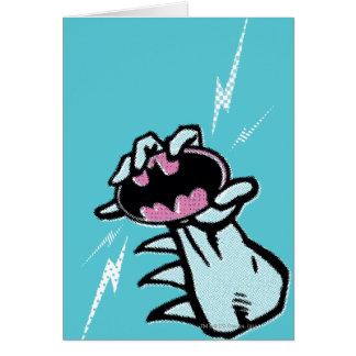 Cartes Logo 1 de patin de Batman